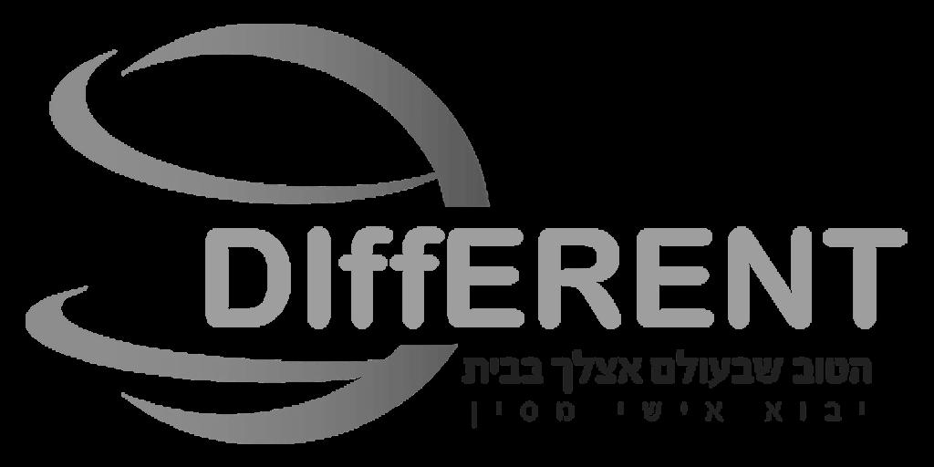 לוגו דיפרנט ייבוא אישי מסין