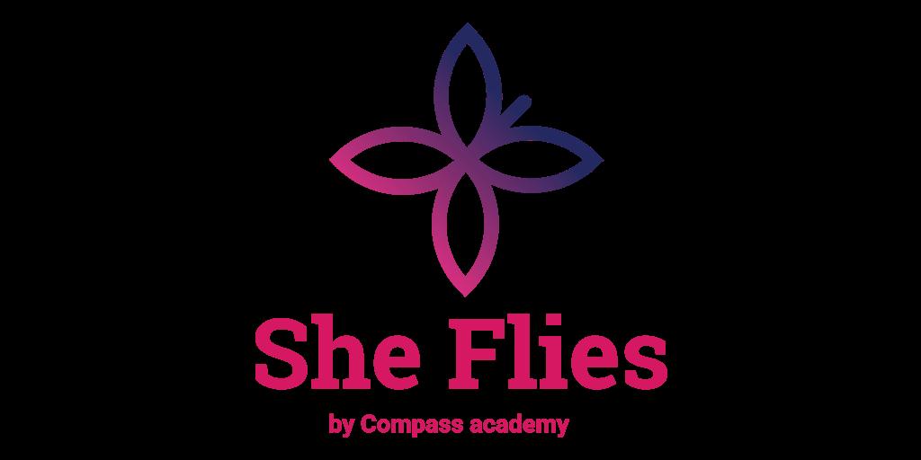 she flies logo